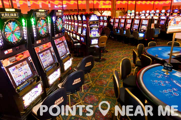 casino machine games near me
