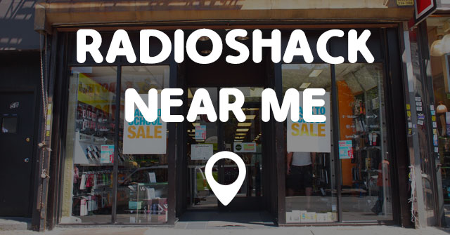 radio shack near me points near me. Black Bedroom Furniture Sets. Home Design Ideas