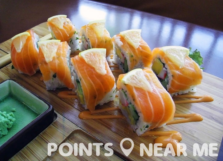sushi near me find sushi near me locations quick and easy. Black Bedroom Furniture Sets. Home Design Ideas