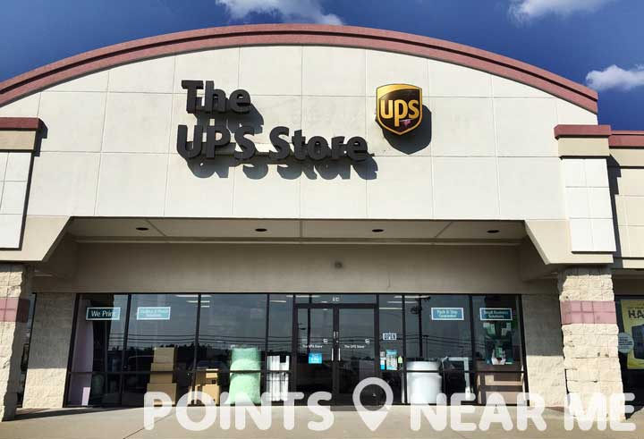 ups store near me