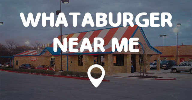 For the convenience of its customers, most of the Whataburger restaurant have provided near me feature for its customers. All its customers can easily browse for the map that is given below to avail the Whataburger's highly recommended service.