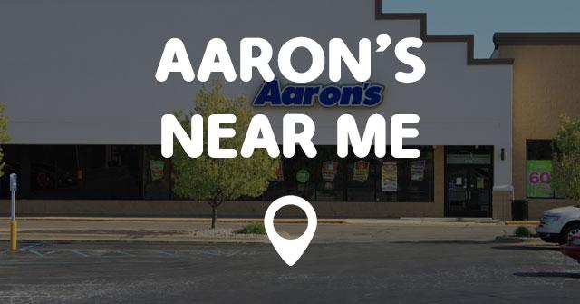 Aarons Near Me Points Near Me