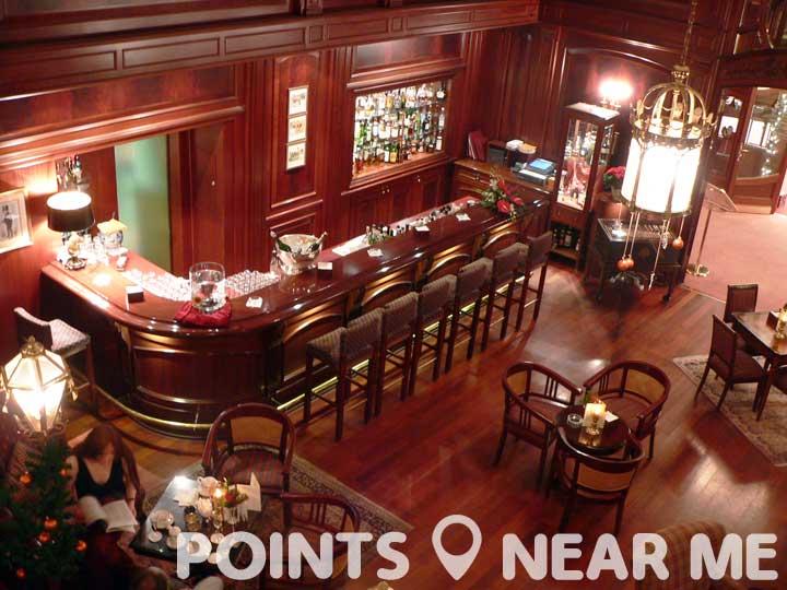 Bars Near Me Points Near Me