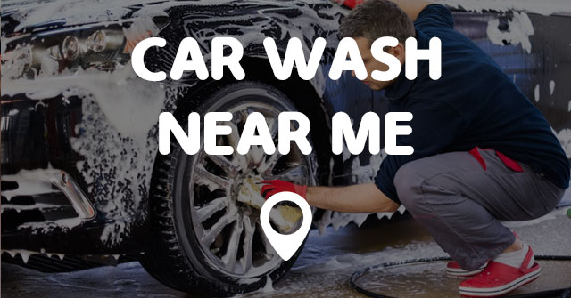 Car Interior Cleaning Services Near Me >> CAR WASH NEAR ME - Points Near Me