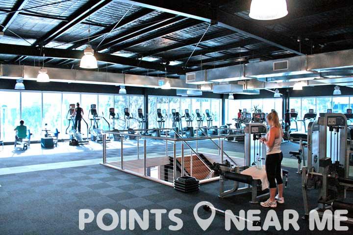 gyms near me