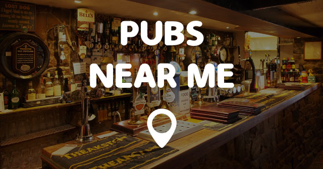 Craft Beer Pubs Near Me