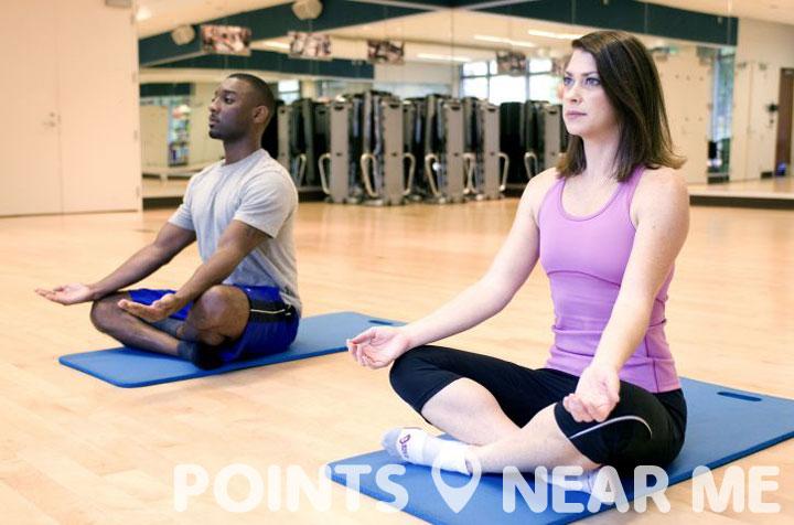 Yoga Classes Near Me Points Near Me
