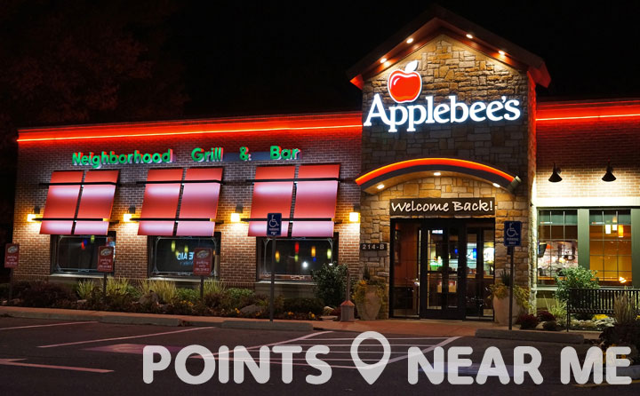 applebees near me
