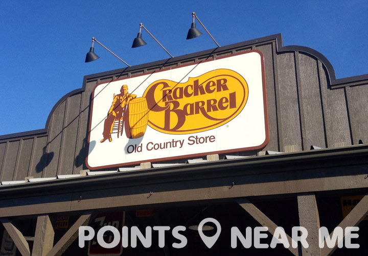 cracker barrel near me