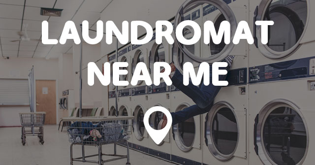 LAUNDROMAT NEAR ME - Points Near Me