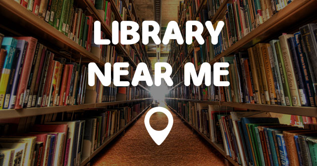Library Near Me Points Near Me