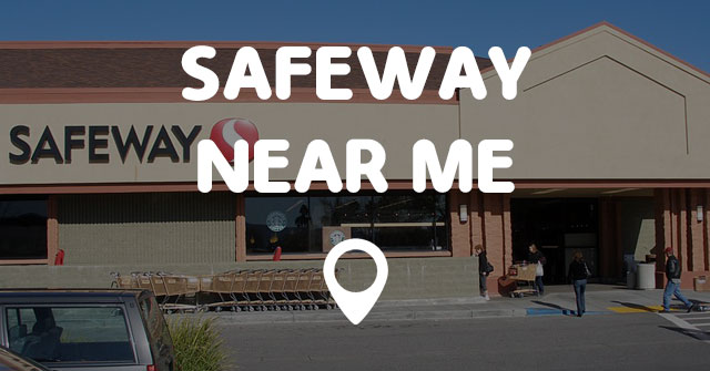 Safeway near me points
