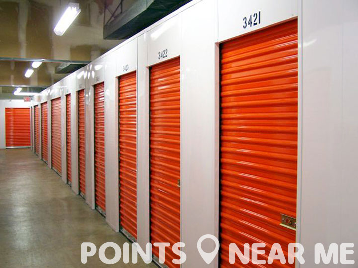 Storage Units Near Me Points Near Me