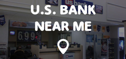 BANKS NEAR ME - Find Banks Near Me Locations Quick and Easy!