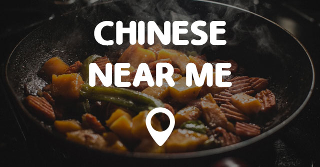 Chinese Near Me Points Near Me