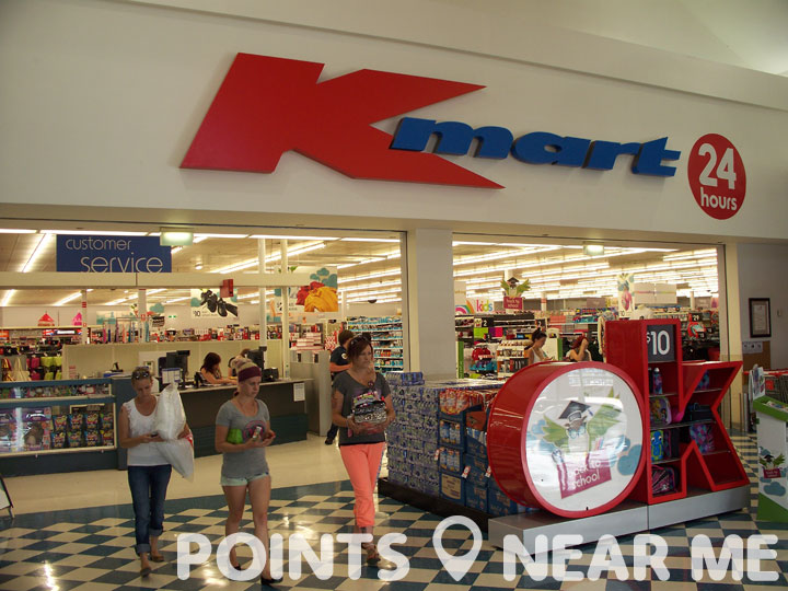 Kmart near me points near me for Places open on christmas day near me