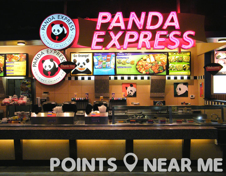 panda express near me