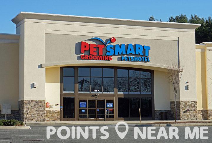 petsmart near me