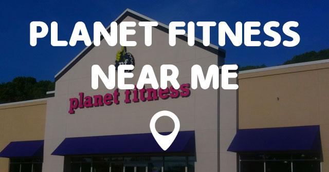 Planet Fitness Near Me Points Near Me