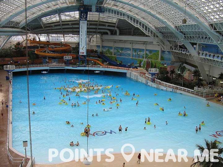 pools near me