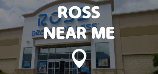 Ross clothing store near me
