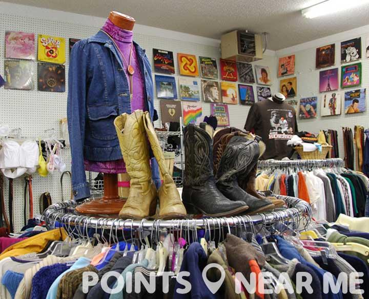 thrift store near me