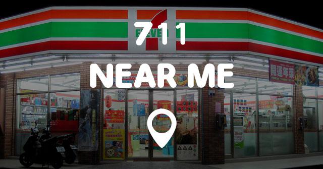 711 Near Me Points Near Me
