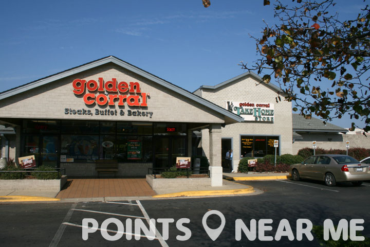 Golden Corral Near Me Points Near Me