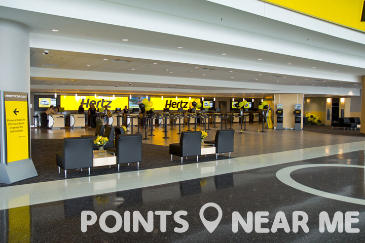 Hertz near me points near me for General motors near me