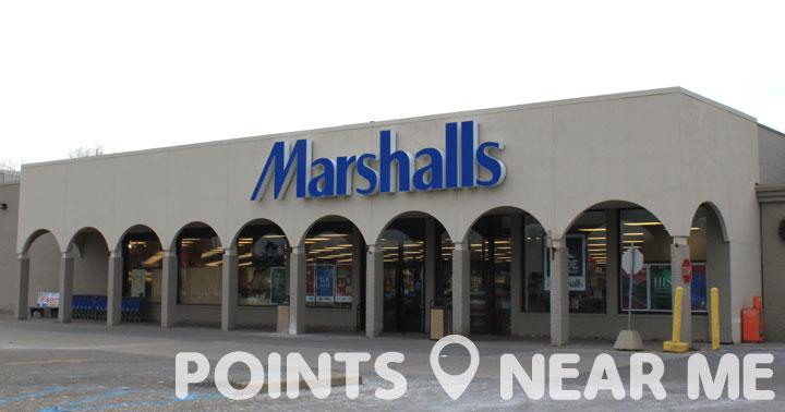 marshalls near me