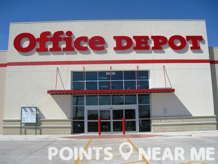 Office Depot Near Me