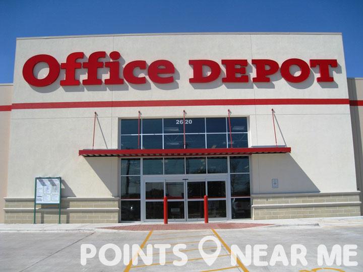 office depot near me
