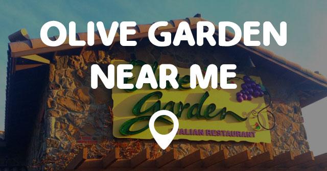 Olive Garden Near Me Points Near Me