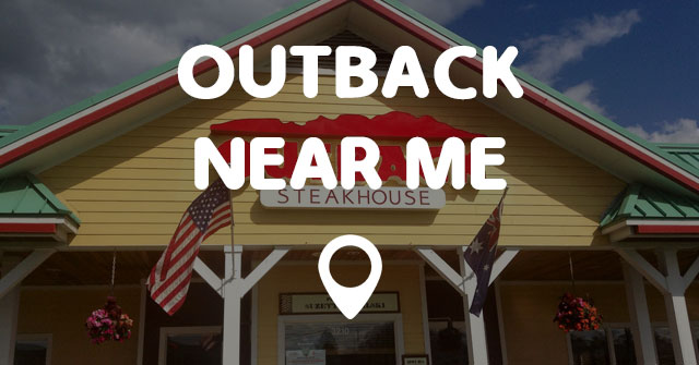 Outback near me points near me for Fresh fish shop near me