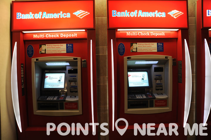 is there a deposit limit at bank of america atm