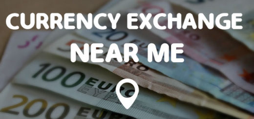 banks near me that offer currency exchange