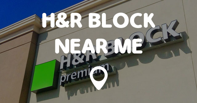 H and R Block Near Me. If you're living in any major city with in North America chances are there is an H&R Block near me close to xfvpizckltjueoy.cf are many things you can get done at your local H&R Block however the most popular and the thing that comes to mind most of the time when someone is thinking about H&R Block is filing your income tax/5(3).