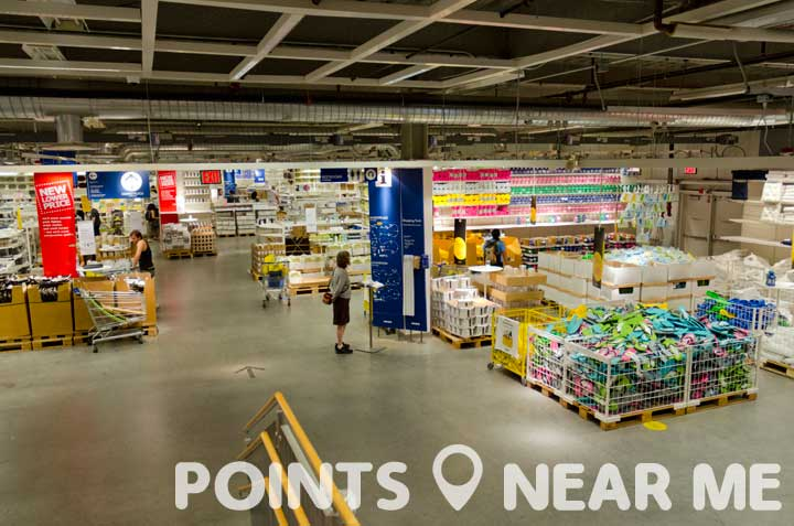 Ikea near me points near me for Blueprints near me