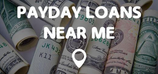 Opportunity Loans Near Me