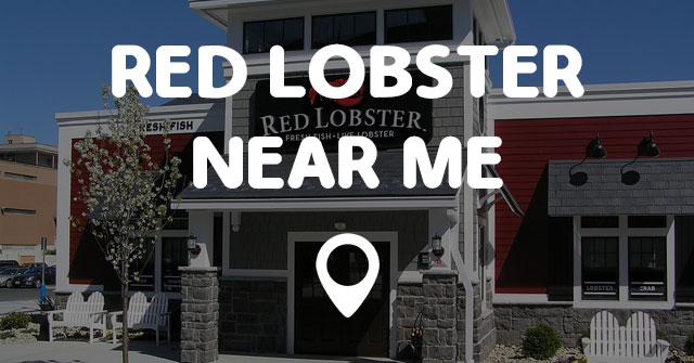 red lobster near me