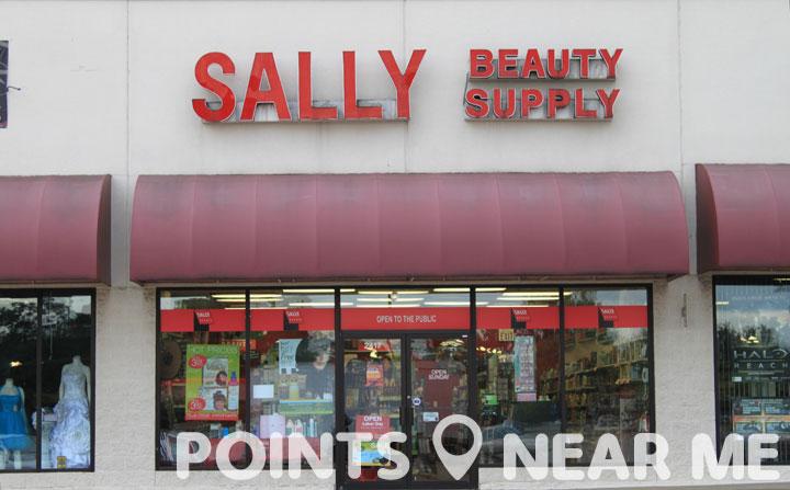 sally's near me