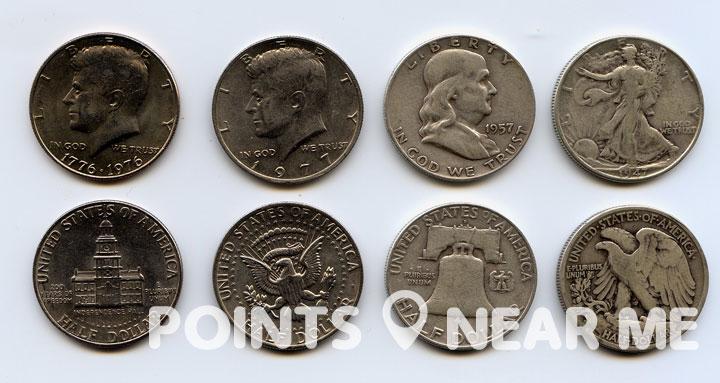 coinstar near me