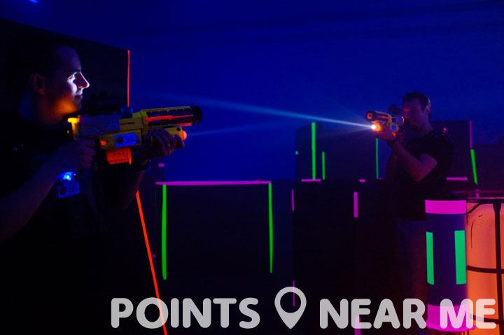laser tag near me