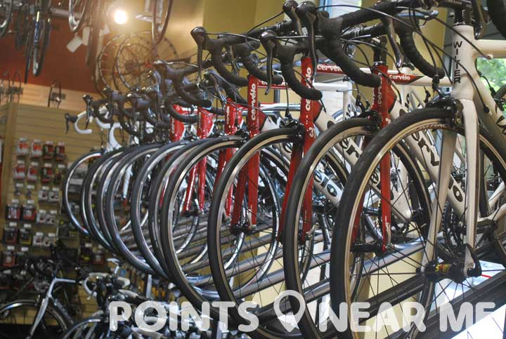 bike shops near me