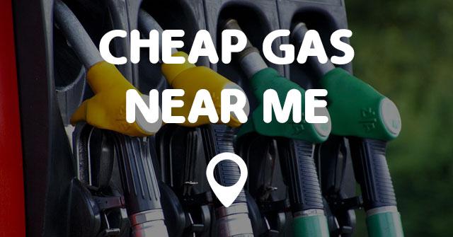 Cheapest Gas Prices Near Me >> CHEAP GAS NEAR ME - Points Near Me