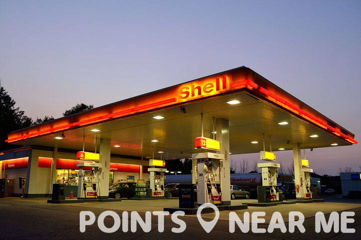 Shell Station Near Me >> CHEAPEST GAS NEAR ME - Points Near Me