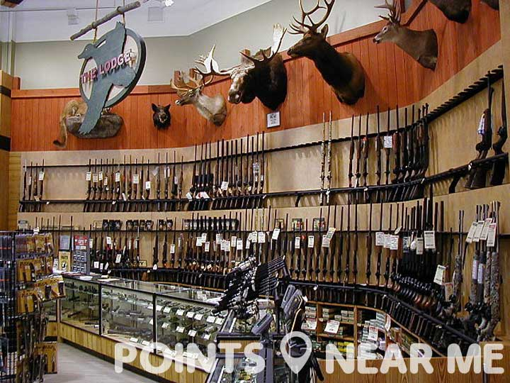 gun store near me