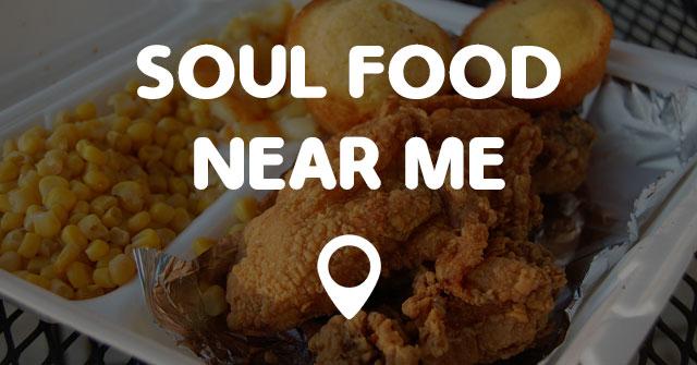 List Of Soul Food Restaurants