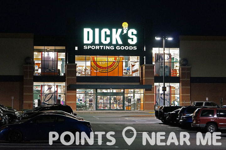 sporting goods near me