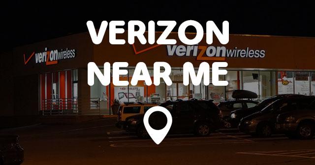 VERIZON NEAR ME - Points Near Me